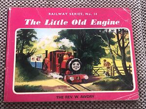 The Little Old Engine (1973) Rev. W. Awdry Railway Series No. 14 Thomas The Tank