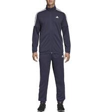 Tuta Uomo Adidas Athletics Team Sports Blu Codice DV2446