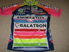 """Amore & Vita Nalini Italian cycling jersey [41"""" chest]"""