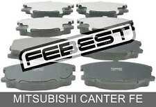Pad Kit, Disc Brake, Front - Kit For Mitsubishi Canter Fe (1980-2015)