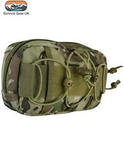 Tactical BTP Fast Mag Pouch Molle Compatible ID Panel Zipped Compartment MTP