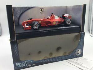 Hot wheels Racing F2001 Rubens Barrichello Car 50171 New Boxed