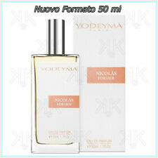 Profumo donna Yodeyma da 50 ml edp equivalente profumi spray Nicolas for her