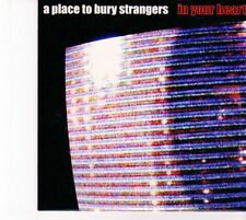 (DZ525) A Place To Bury Strangers, In Your Heart - 2009 DJ CD
