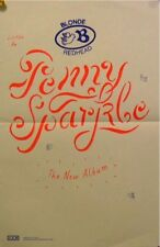 BLONDE REDHEAD POSTER, PENNY SPARKLE (SMALL) (A7)