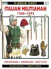 Italian Militiaman 1260-1392 - Osprey Warrior Book 25