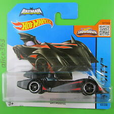 Hot Wheels 2015-Batman-Batmobile de HW City - 63-nuevo en caja original