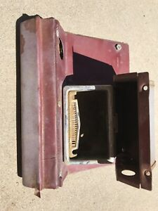 OEM Ashtray & Cover from Red Dash 1964 1965 1966 Chrysler Imperial  2217806