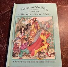 Beauty and the Beast and Other Fantastic Fairy Tales: A ... by Van Der Meer, Ron