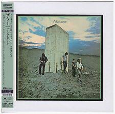 The Who , Who's Next ( PLATINUM-SHM-CD_Ltd Release_mini LP )