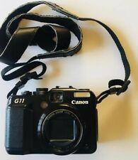 Canon Power Shot G11 10MP Compact Digital Camera w/o accessories original box