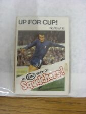 1970/1971 Esso: Squelchers - 16 Up For Cup!, An Esso Mini-Book 16 Issued In Comp