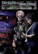 DARYL & OATES,JOHN HALL - LIVE IN DUBLIN  DVD NEW+