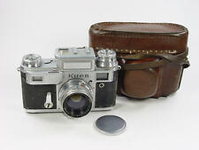 Early Arsenal camera Kiev 1952 made. Lens 1951 made. Works well. s/n 525406