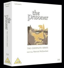The Prisoner Complete UK Original Series (Blu-ray)~~Patrick McGoohan~~NEW SEALED