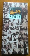 The Specialty Story 5 CD Box Set soul and rhythm & blues