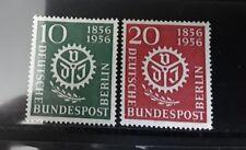 BERLIN 1956 ingenieros alemanes Unión estampillada sin montar o nunca montada