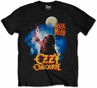 OZZY OSBOURNE Bark At The Moon T-SHIRT OFFICIAL MERCHANDISE