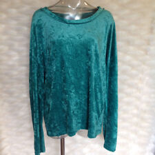 WE THE FREE PEOPLE MILAN LAYERING TOP SEA GREEN NEW NWT L $68