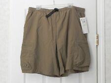 "Columbia XCO Men's Size XL Ins. 8"" Green Color Cargo Swim Shorts BNWT 107 AM4021"