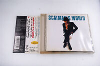SCATMAN JOHN SCATMAN'S WORLD BVCP 859 CD JAPAN OBI A3660