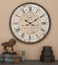 Wooden Wall Clocks with Roman Numerals eBay