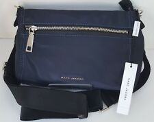 Marc Jacobs Easy Crossbody Bag, Amalfi Coast (Small-Black)