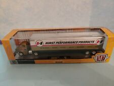 1:64 M2 Auto Haulers HURST Shifters 1958 Chevrolet LCF Limited Edition