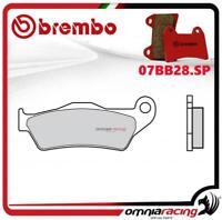 Brembo confezione di pastiglie freno brembo SP sinter post BMW R850/R1200GS etc