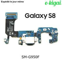 DOCK Connecteur de CHARGE GALAXY S8 pour SAMSUNG SM-G950F micro Port USB nappe