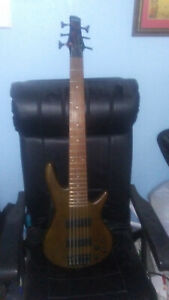 Ibanez 6 string bass  GSR206B SHIPS TO ONLY THE LOWER 48 STATES !!!!!!!!!!!!!!!