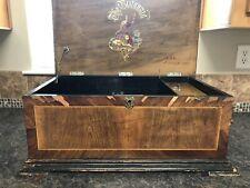 antique disc music box The Britannia