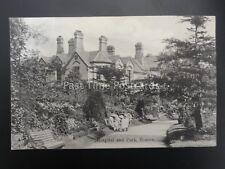 Lincolnshire BOSTON Hospital & Park c1905 by Boots Cash Chemist Pelham 961