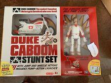 New Disney Pixar Toy Story 4 Signature Collection Order Duke Caboom Stunt Set