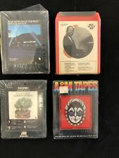 4 Sealed New 8 Track Tapes Passport Willie Smith Ornette Coleman Blue Note Roxy