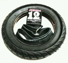 12-1/2x2-1/4 Tire & Inner Tube Set Kenda K470 tread 12.5x2.25 12&1/2x1.75x2&1/4