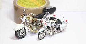 Unbranded Police Motorbikes X2 - Joblot Highway Patrol / Chips Etc