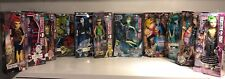 MONSTER HIGH DOLLS LOT OF 11 BOYS MALE DOLLS (Hard To Find)