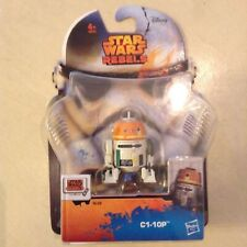 "Star Wars - Rebels - 3.75"" Chopper C1-1OP - carded"