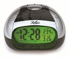 Talking LCD Digital Alarm Speaking Clock Temperature for Blind Partially sighted
