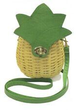 Wicker Pineapple Bag Retro Vintage Swing 50's Hawaiian COLLECTIF CLOTHING new