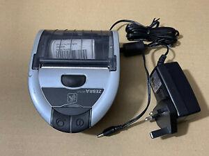 "Zebra iMZ320 Bluetooth BT 3"" Thermal Label Bill Receipt Mobile Printer"