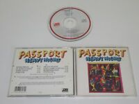 Klaus DOLDINGER'S Passport / Heavy Nights (Atlantic 7 81727-2) CD Album