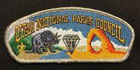 UTAH NATIONAL PARKS COUNCIL OA TU-CUBIN-NOONIE 508 BSA 75TH DIAMOND JUBILEE CSP