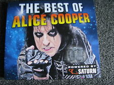 Alice Cooper-The Best of Alice Cooper CD-2001 Germany-Saturn Edition-Rare