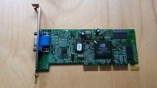 NVIDIA Vanta 16 AGP 4x 16MB IBM 25P4058 Graphics Card