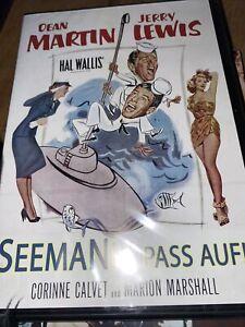 Seemann pass auf ( mit Jerry Lewis und Dean Martin ) DVD Neu/OVP