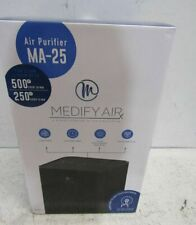 Medify Ma-25 W1 Medical Grade Filtration H13 True Hepa 500 Sq. Ft. Air Purifier