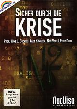 Sicher durch die Krise (DVD) Lars Konarek, Prof. Hans J. Bocker, Peter Denk