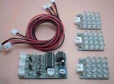 DC 12V CD4017 + NE555 Strobe Kits Electronic DIY